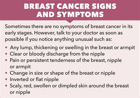 Pictures Of Breast Cancer Lump Armpit