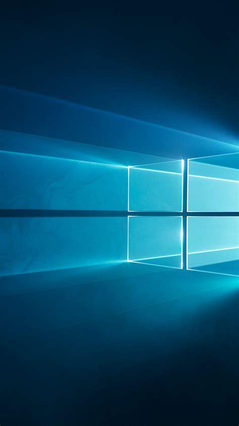 wallpaper windows  windows logo blue hd technology