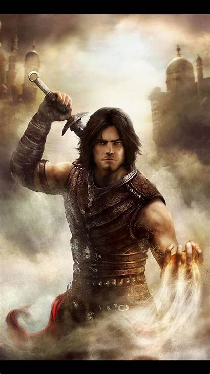 Prince Persia Sands Fantasy Character Mobile Warrior