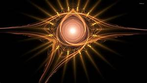 The eye of Ra wallpaper - Abstract wallpapers - #46159