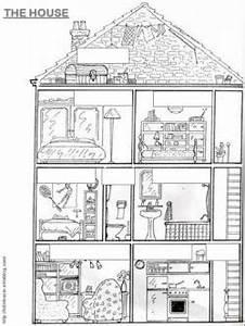 Piece De La Maison En Anglais : 82 best images about la maison et les meubles le vocabulaire on pinterest bon voyage french ~ Preciouscoupons.com Idées de Décoration