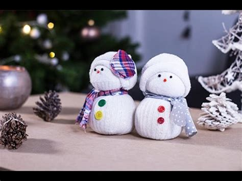photophore bonhomme de neige crafts how to build a snowman with socks