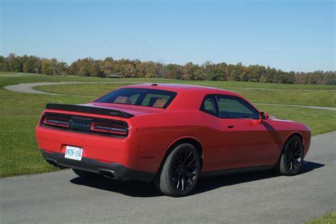 Dodge Challenger Curb Weight 2015