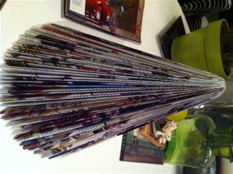 hometalk  magazines turned  christmas trees