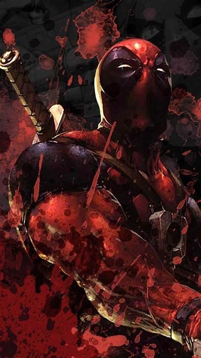 Deadpool Iphone Mobile Wallpapers Plus Deadpoll Comics