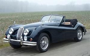 1957 Jaguar Xk 140