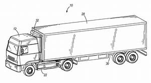 Semi Truck Trailer Parts Diagram