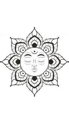 Almost files can be used for commercial. Mandala Sun Free Vector | Новогодние открытки, Открытки