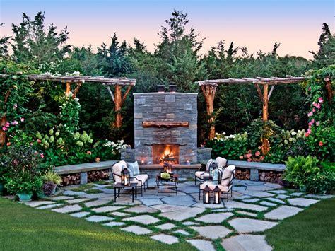 backyard retreats ideas garden retreats landscaping ideas and hardscape design hgtv