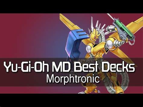 Morphtronic Deck April 2015 by Best Yugioh Cards Rachael Edwards