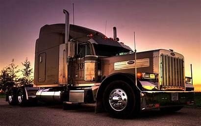 Peterbilt Truck 4k Desktop Wallpapers Trucks Semi