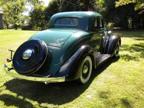 Buy Used 1935 Plymouth Pj Series Business Six 2 Passenger