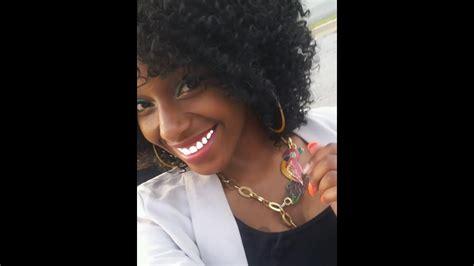 Diy Birthday Hair| Bohemian Curl Quickweave Tutorial
