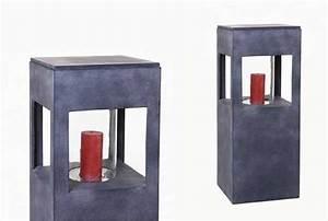 Unterschied Estrich Und Beton : stimmungsvoll windlichter aus fiberglas in steinoptik und beton pflanzk bel blog von ae trade ~ Indierocktalk.com Haus und Dekorationen