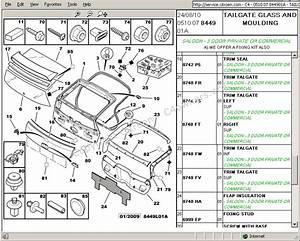 Wiring Diagram Citroen C4 Hatch