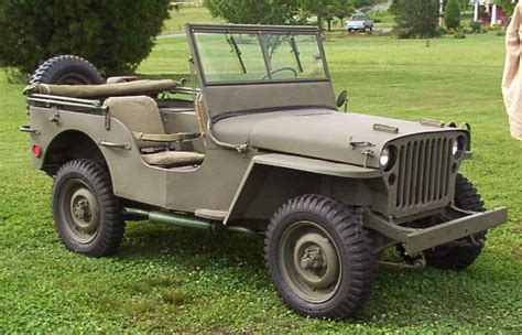 ford military jeep 1942 ford gpw1 army jeep