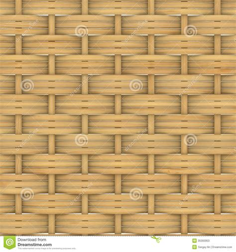 abstract decorative wooden textured basket weaving stock