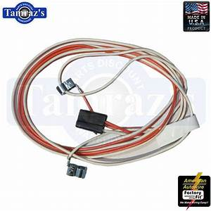 1965  Nova Dome Light Wiring Harness New