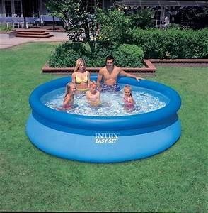 Easy Set Pool : intex easy set inflatable swimming paddling pool 6 8 10 ft pool cover pump ebay ~ Orissabook.com Haus und Dekorationen