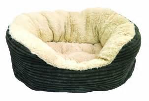 rosewood jumbo cord plush dog bed
