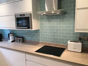 duck egg blue kitchen tiles contemporary home design ideas With what kind of paint to use on kitchen cabinets for african wall art and decor