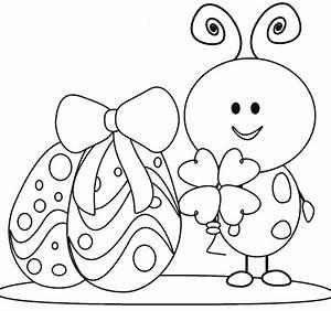 Coloriage De Paque : dessin oeuf de paques az coloriage ~ Melissatoandfro.com Idées de Décoration