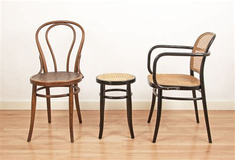 Thonet Bentwood Chair History by A Brief History Of Bentwood Furniture