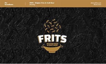 Behance Published Belgian Frits Fries Beer Craft