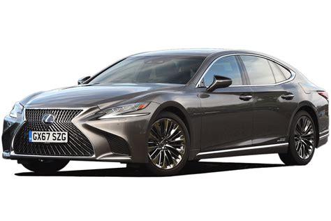 Lexus LS saloon 2020 review   Carbuyer