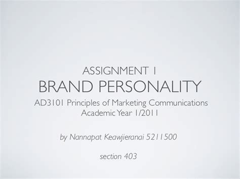 iphone brands apple s brand personality