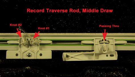 Traverse Curtain Rods Restringing by Travser Rod Curtain Rods Drapery Hooks Traverse Rod Slides