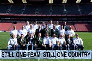 South Africa celebrates 20th anniversary of Springboks ...