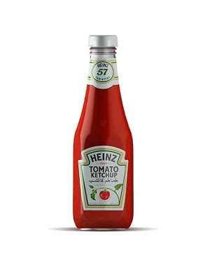 Heinz Tomato Ketchup - هاينز طماطم كاتشب