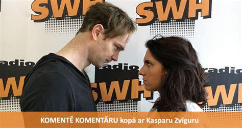 Komentē Komentāru - Kaspars Zvīgurs | Radio SWH