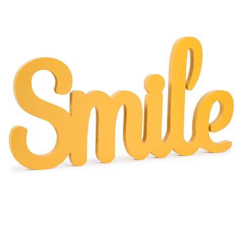 chambre bébé garçon déco murale smile jaune l 55 cm vintage maisons du monde