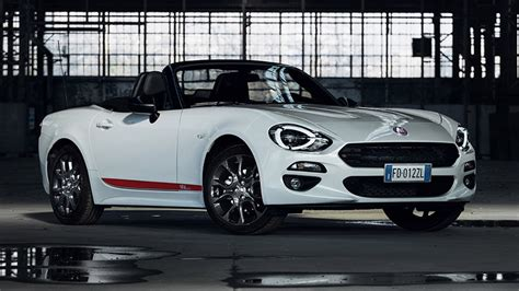 2019 Fiat 124 Spider Sdesign Youtube