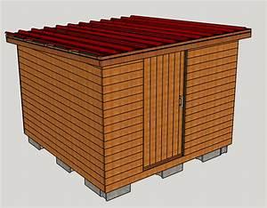 Awesome Cabane De Jardin Sans Dalle Contemporary Design