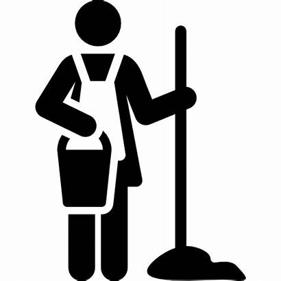 Cleaning Maid Housekeeping Clipart Transparent Icons Services
