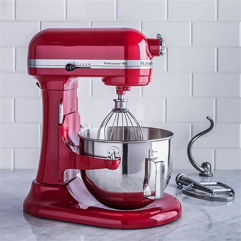 kitchenaid heavy duty stand mixer red kitchen stuff