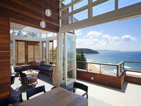 beautiful beach house interiors   beautiful houses  modern beach home treesranchcom