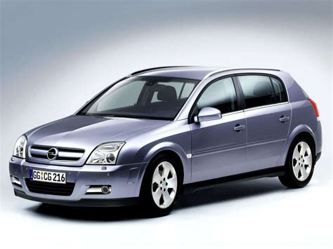 2005 Opel Signum Opc Related Infomationspecifications