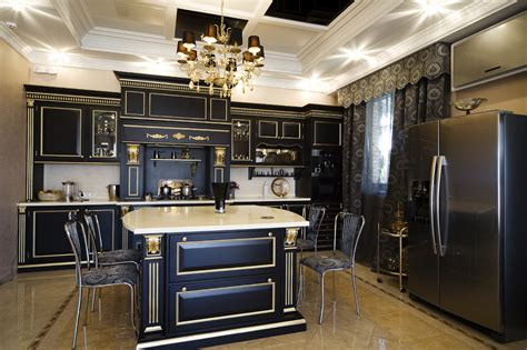 Will Black Kitchen Cabinets Soon Replace White Cabinets? How To Clean Tile Grout In Kitchen 4 Piece Appliance Set Small Island For Home Depot Smart Appliances Put Lights Under Cabinets Photos Built Packages