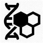 Science Icon Biology Molecule Scientist Icons Chemistry