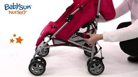 siege auto leclerc pivotant poussette canne mulitpositions ride babysun nursery