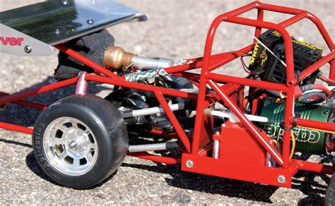 Old School Flathead Dragster Review  Rc Driver