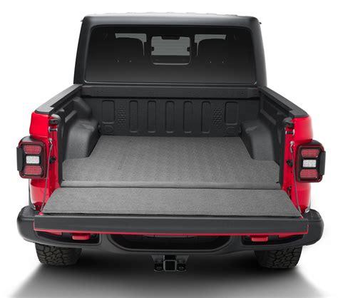 bedrug imjsbs bedtred impact rear bed liner   jeep gladiator jt quadratec