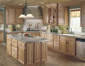 3 Colors Option For Country Kitchen Wallpaper TheyDesign
