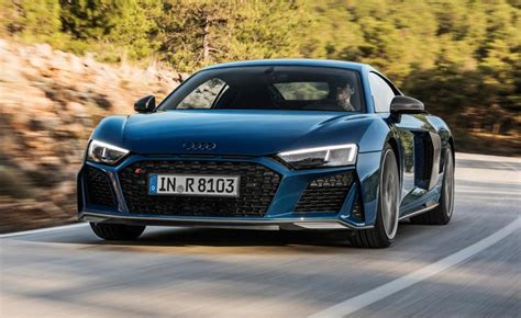 Audi R8 2020 by 2020 Audi R8 Gets Sharper Faster More Lambo Like Ny