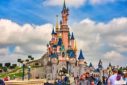 Disneyland Paris Parc Europe Chateau Disney Reopen