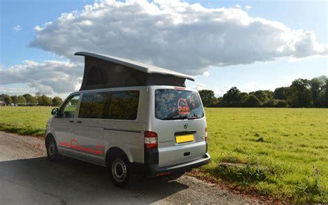 Bunk Campers VW Campervan Hire UK   VW Campervan Hire